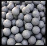 China 60mm 70mm 80mm casting iron ball wholesale