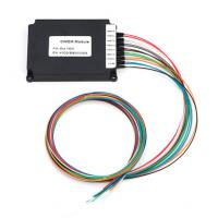 Buy cheap 16 Channels Fiber Optic WDM , Fiber Optic Splitter LC UPC Connector Wide Pass from wholesalers