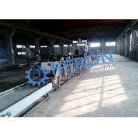 Sliver Small Food Potato Chips Frying Machine Gas Or Electricity Heating Method Manufactures