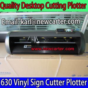 China 24'' Inch Cutting plotter With Contour Cut 630 Vinyl Sign Cutter Plotter Car Bumper Cutter wholesale