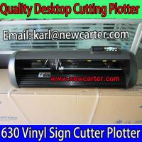 China HW630 Vinyl Cutter Plotter With Cropmarks 24 Cutting Plotter With Contour Cut Sign Cutters wholesale