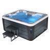 China Ponfit Hot Massage Tub Spa Pool , Balboa Hot Tubs 2 Filters Whirlpool Spa wholesale