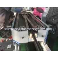 China PE/PP/PVC spiral pipe extrusion machine wholesale