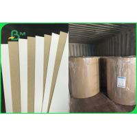 China Recycled White Surface Coated Duplex Board Grey Back Paperboard 250gsm 300gsm wholesale