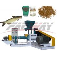 China Alloy Steel Floating Fish Feed Extruder FY-DGP60 for Fish Feed wholesale