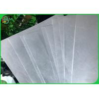 China Eco - Friendly 1070D Moisture Proof Water - Resistant Tyvek Paper For Cosmetic Bag wholesale