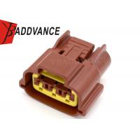 Buy cheap 6098-0142 3 Pin Sumitomo Automotive Connectors / TPS Sensor Connector For Nissan from wholesalers