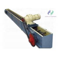 China High Strength Submerged Scraper Conveyor For Coal Pulver Fuel Easy Operation wholesale