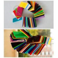 China Color Acrylic Sheet for Display Purpose wholesale