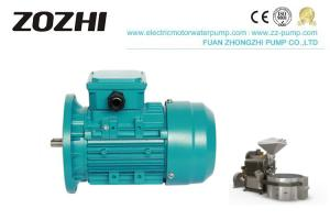 China 0.12Hp 0.09Kw 3 Phase Induction Motor For Commercial Roaster wholesale