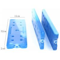Buy cheap Health Large Thin Reusable Freezer Gel Ice Packs For Coolers Seafood Transportio from wholesalers