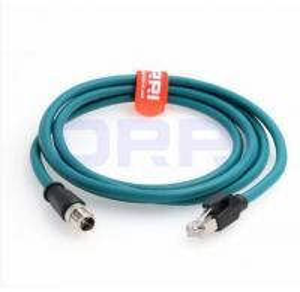 China 8 Pole to RJ45 Gigabit Ethernet Interface Cat6 Shielded Cable wholesale