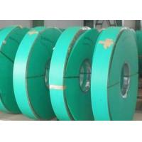 China Grade 444 SS Cold Rolled Steel Strip , High Precision Stainless Steel Strip Roll wholesale