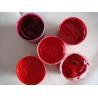 China 8116 Rabber bordeaux pigment paste wholesale