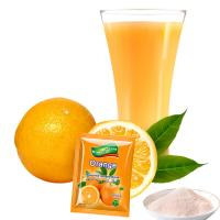 China Wonderful Jus Orange Fruit Juice Powder 5g for 1liters Instant fruit drink wholesale