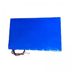 China 16V 12000 MAH Blue Lithium Lifepo4 Battery For E Bike wholesale