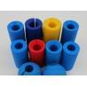 China Silicone Rubber Foam Handle Grips / Foam Bike Handlebar Grips Strong Wear Resistance wholesale