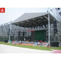 China 6082 T6 Aluminium Box Truss System 0.9ft - 3.3ft For Outdoor Celebration Party wholesale