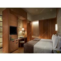 Buy cheap Environment - Friendly Lacquer 4 - 5 Star Hotel Guest Room Furniture / King And from wholesalers