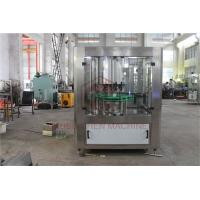 China Soft Beverage Carbonated Drink Filling Machine Automatic Small Scale wholesale