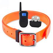 China Hot Sale & High Quality TPU Pet Collar for Dogs Training wholesale