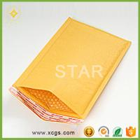 Quality Custom printing high quality kraft paper mailing air bubble padded envelope jiffy bag for sale