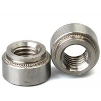 China Stainless Steel Aluminum Blind Rivets Nuts Insert Round Head , Self Clinch Nuts For Sheet Metal on sale