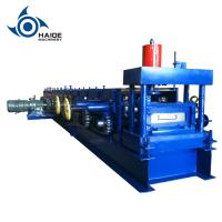 China High Power Steel C Purlin Forming Machine 400H Beam Frame CE SGS Approved wholesale