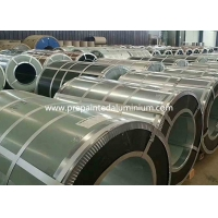 Buy cheap AS80 Minimized Spangle 2.5mm Aluminum Coated Steel Sheet from wholesalers