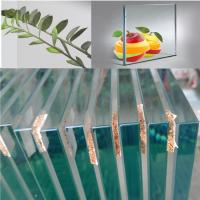 China 3/8 1/2 tempered glass factory 10mm 12mm flat polished clear toughened glass price on sale