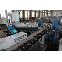 China Plastic Pipe Extrusion Machine , Composite Pipe Production Line Of Multi Layers on sale