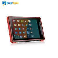 China Intelligent RFID Reader Tablet Android Based 8.0 Inch HD LCD Screen on sale