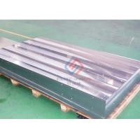 Quality Plywood Hot Press Platen Steel Plate Thermic Oil Heated 10 - 200mm Thickness for sale