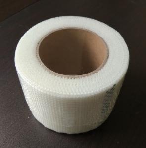 China Fiberglass Mesh Cut Tape, Self Adhesive Fabric Tape, Self Adhesive Fiberglass Mesh Tape wholesale