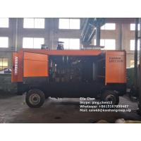 China Diesel Type 35 Bar 33m3 High Pressure Screw Air Compressor For Water Well Drilling Rig wholesale