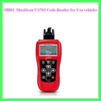 China MaxiScan US703 Code Reader for Usa vehicles wholesale