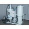 China Removing Rust / Paint Vacuum Blasting Machine For Ship Bridge 4 - 7 Bar Working Pressure wholesale