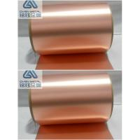 China 35um Double Shiny Copper Foil Sheet Roll With High Content Cu wholesale