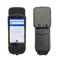 Buy cheap 4G LTE Android Handheld RFID Reader Writer 5.0 Inch Capacitive Touch Screen from wholesalers