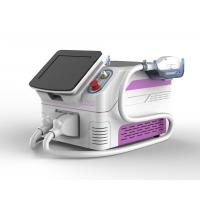 Buy cheap Big Spot Size Mobile Laser Hair Removal Machine , Intelligent Permanent Laser from wholesalers