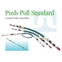 China Easy Install Universal Push Pull Cables Size Customized High Temperature Resistance wholesale