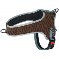 """China Escape Proof Safety Buckle 23.5"""" Chest No Pull Dog Harness wholesale"""