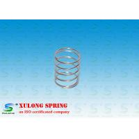 China Custom Metric Galvanized Small Compression Spring , Metal Coil Spring Wire wholesale