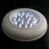China 3AAA Battery Operated Wireless LED Night Light With Warm White Light wholesale