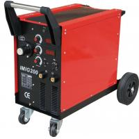 China Inverter Electric MIG Welder With MIG MMA Process For Automobile Maintenance on sale