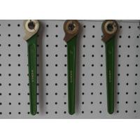 China Safety Non Sparking Wrenches Single Socket Wrench Casting And Forging Process wholesale