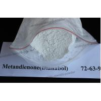 China Medical Steroids White Raw Powder Dianabol / Dbol CAS 72-63-9 For Bodybuliding wholesale