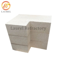 Buy cheap High Alumina Silicate Refractory Brick For Furnace Linings from wholesalers
