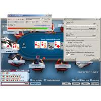 China Texas Holdem Poker Cheating Software To Read Barcodes Marked Cards wholesale