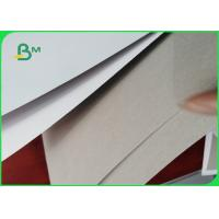 China FSC White Clay Coated Duplex Board 250gsm Recycled Paperboard Sheets on sale